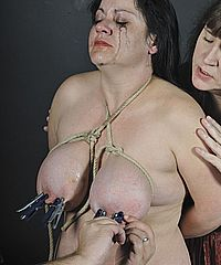 Tears and humiliation of uk amateur slavegirl Andrea from The Pain Files