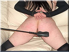 The Maid in Spanking and Electro Pain from The Pain Files