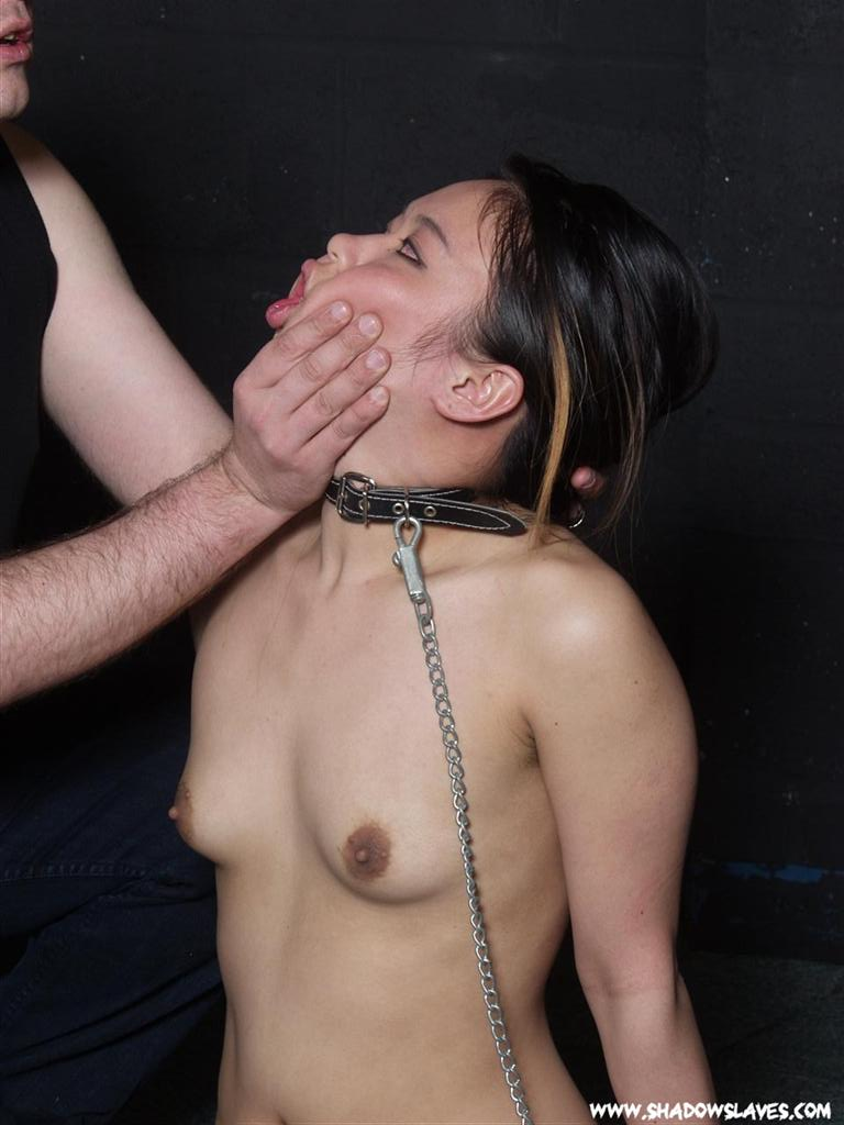 Naked asian sex slaves has