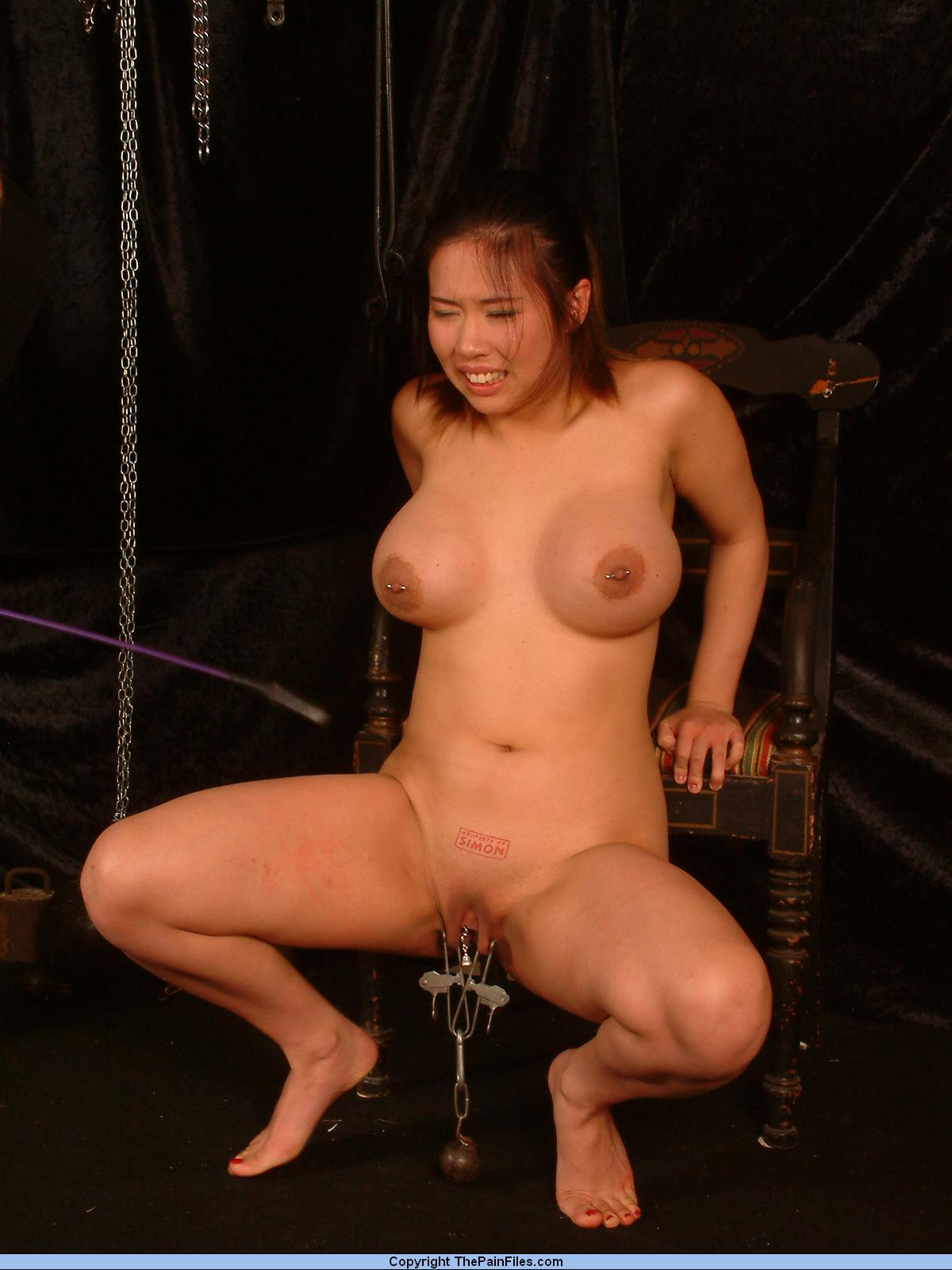 from Clyde asian women in pain pussy