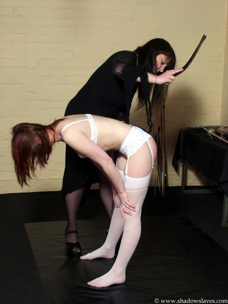 For Lesbian mistress punishment