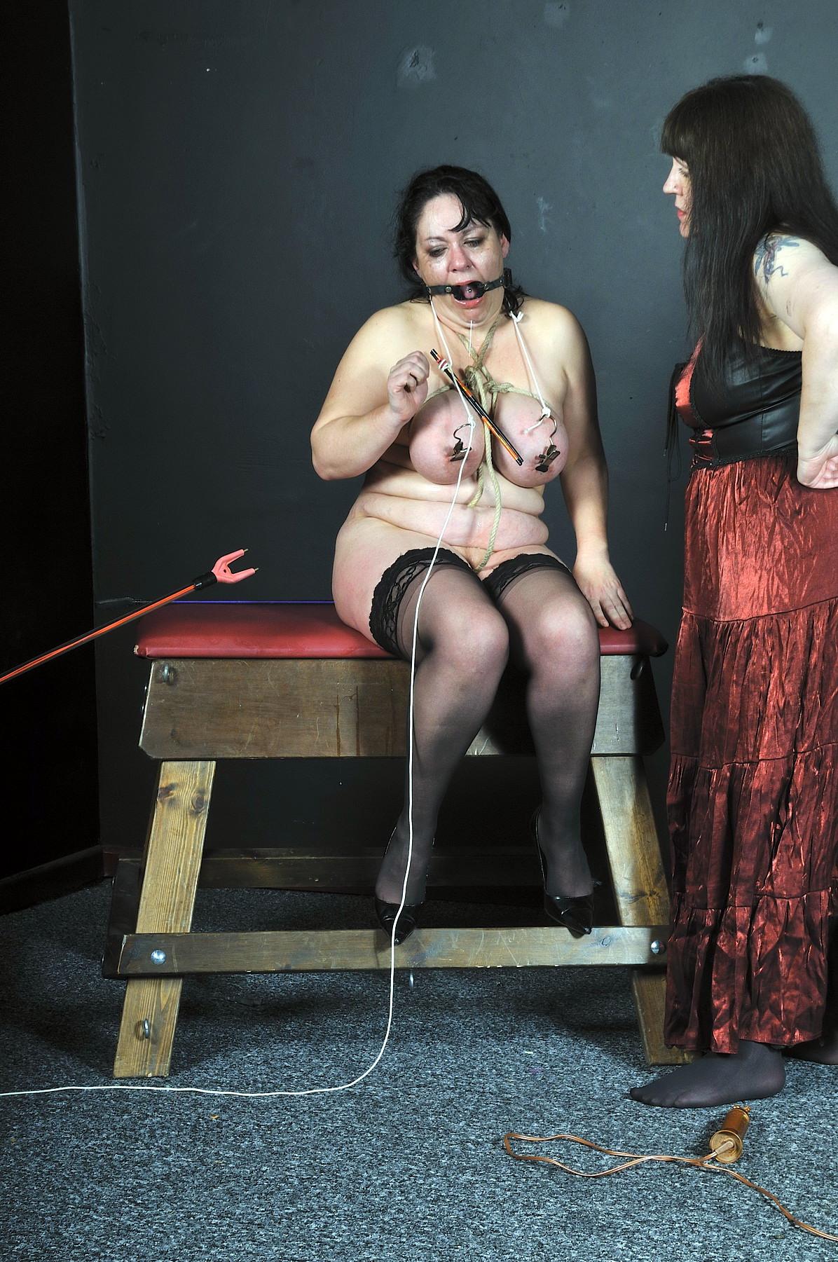 Bbw lesbian slave Legal Babes