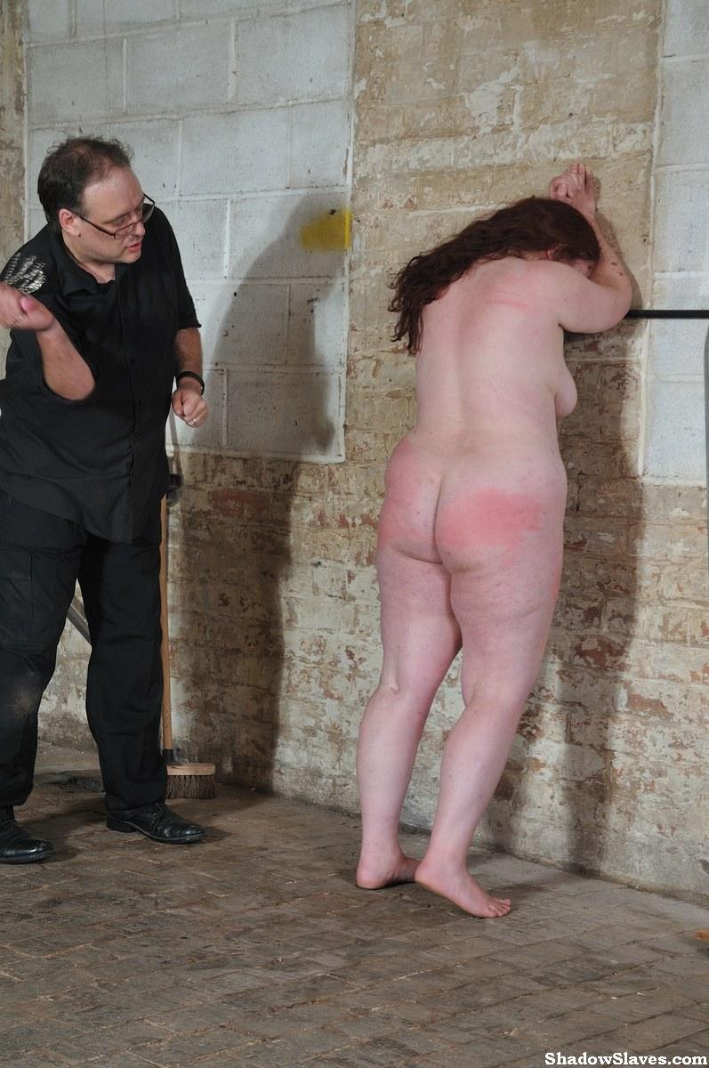 Submissive bbw