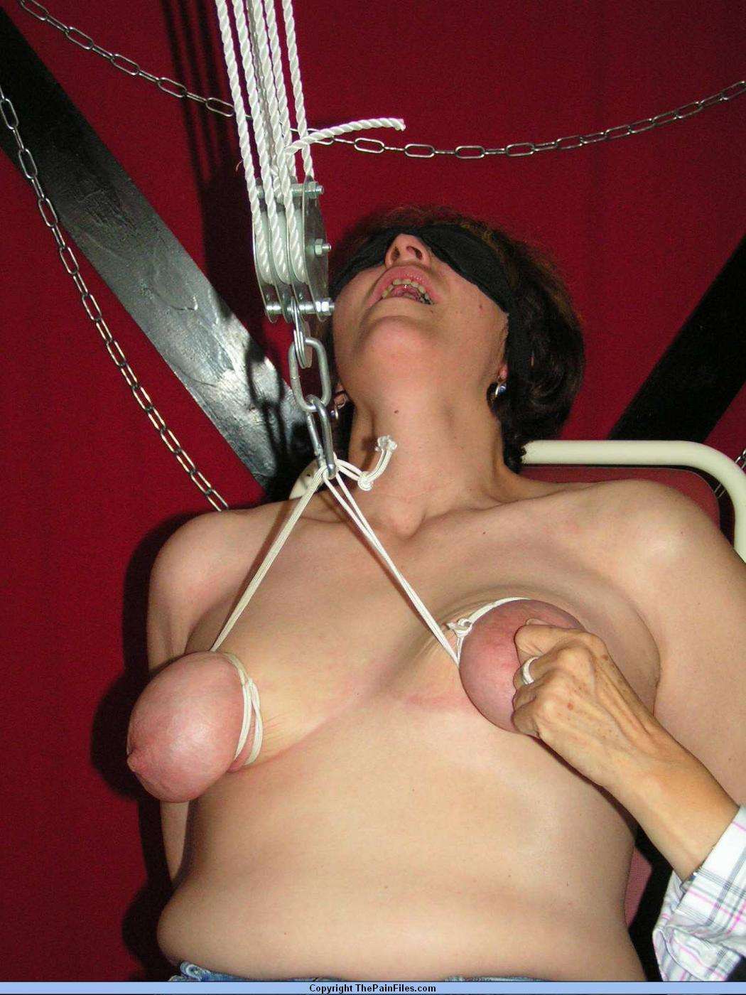 pain bondage mature Amateur extreme