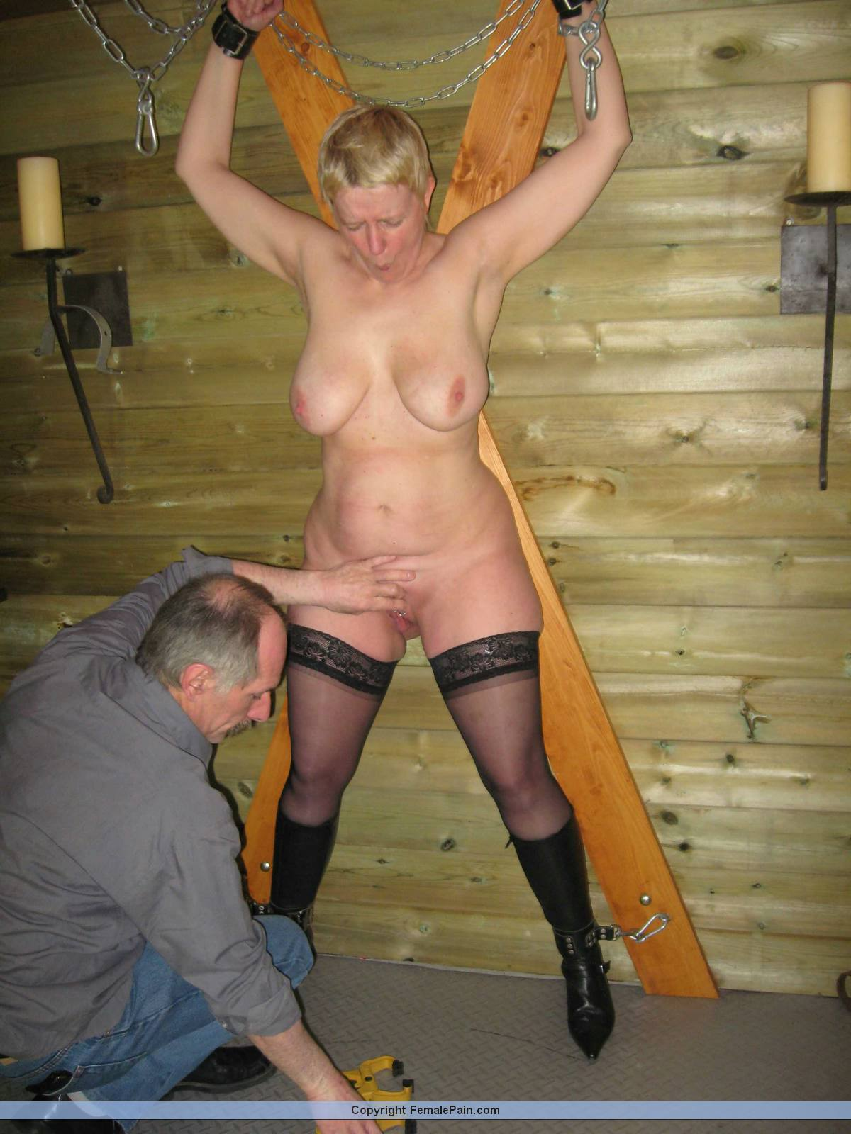 German Mature Bdsm