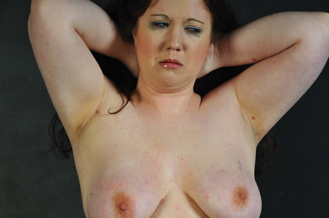 Brutal amateur needle torture and extreme bdsm videos of chubby RosieB in mousetrap tit torments and hardcore piercing pain to tears from The Pain Files