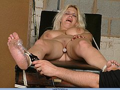 The Pain Files - Bastinado and electric feet
