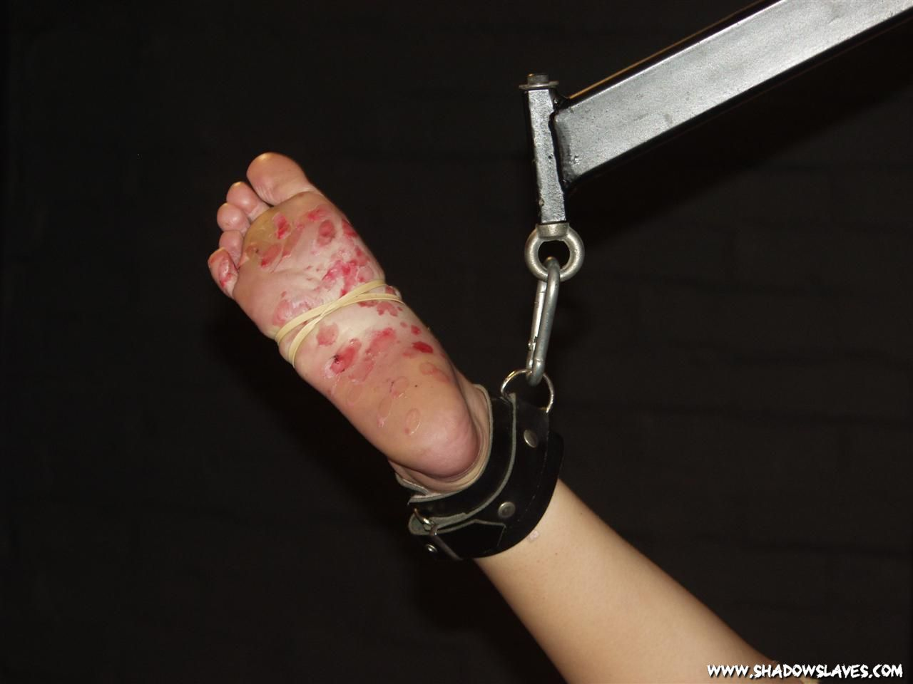 Bdsm foot worship