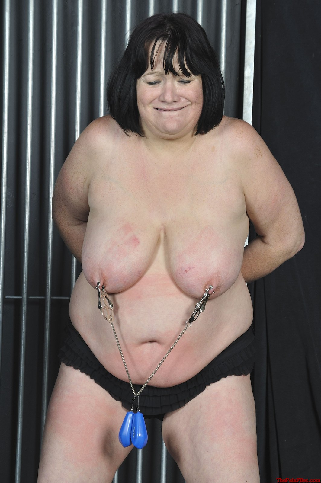 Pity, that bbw torture bondage have faced