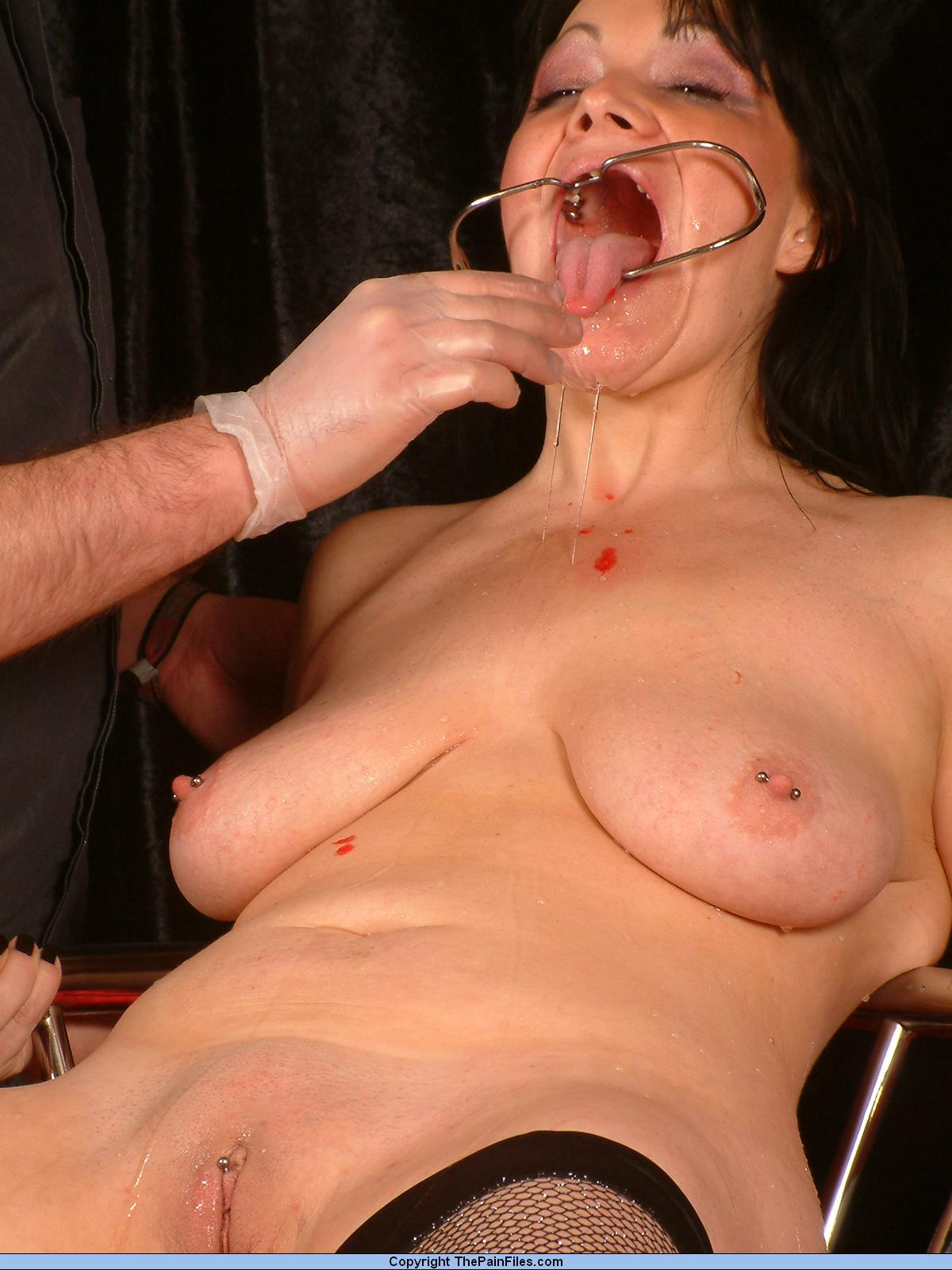 Big boobs in bra