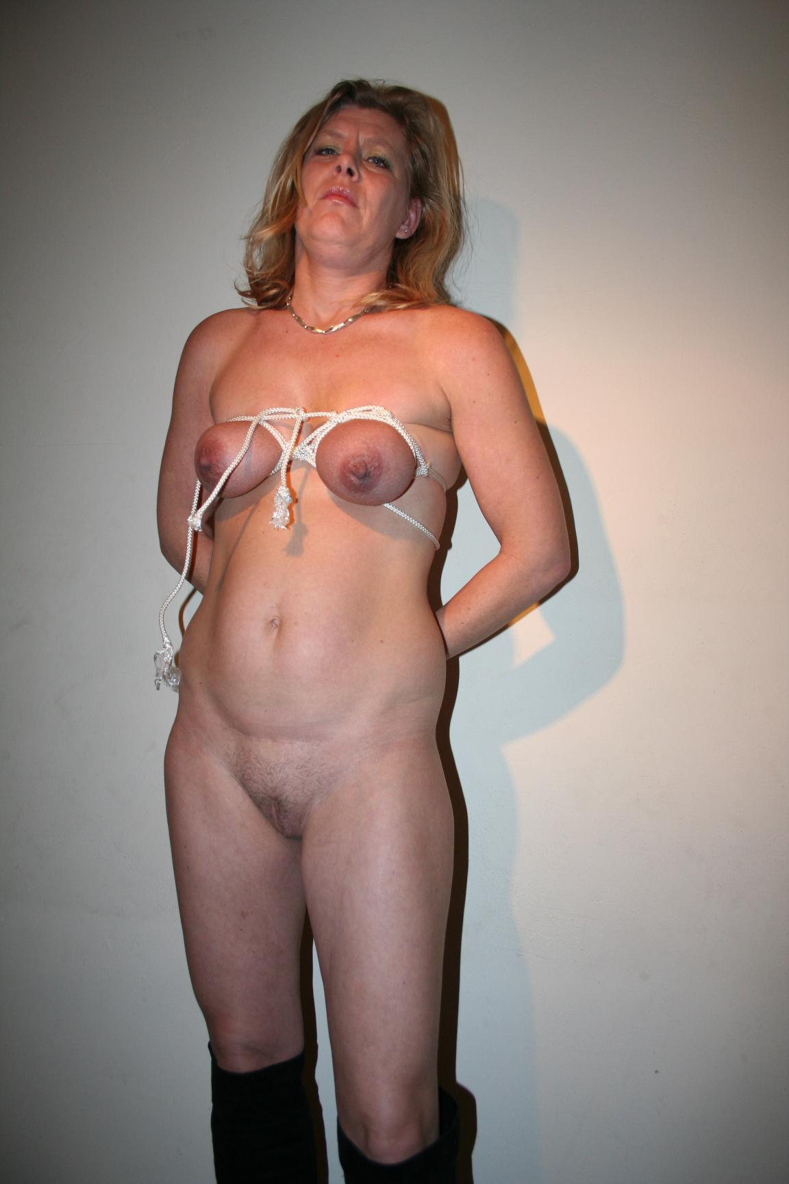 Mature Tit Fetish 40