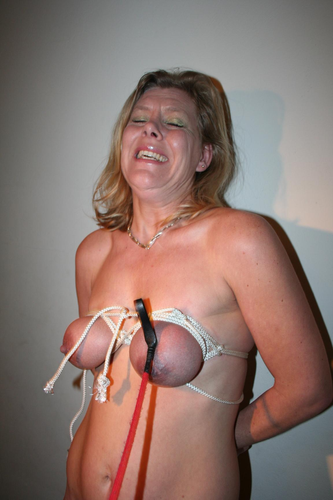 Mature Tit Fetish 25