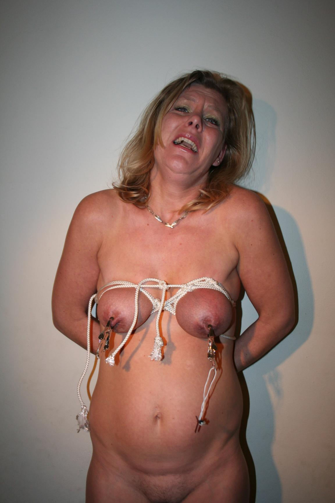 Mature Tit Fetish 22