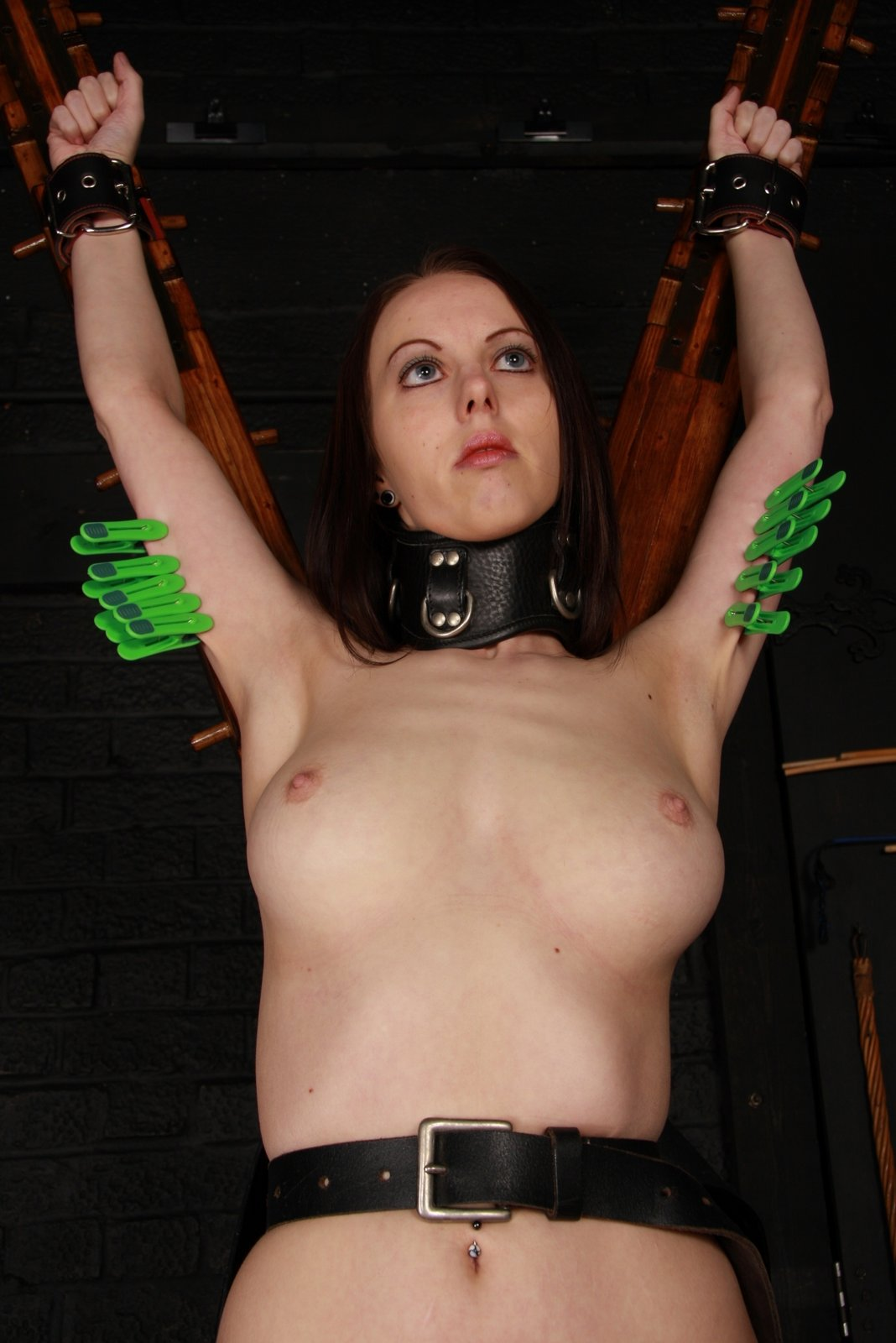 Download Audio skinny redhead bondage