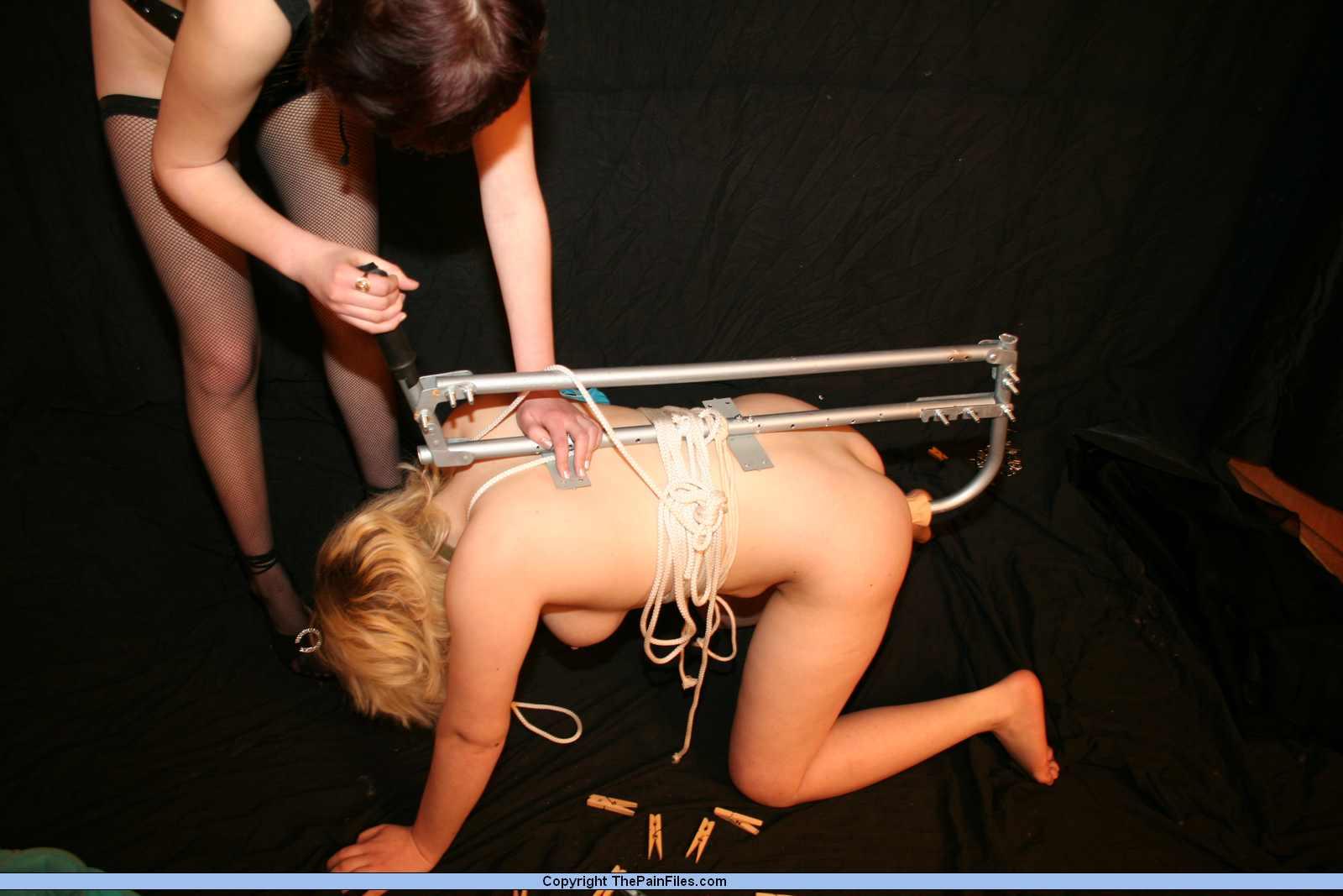 Lesbian punishment movie pity