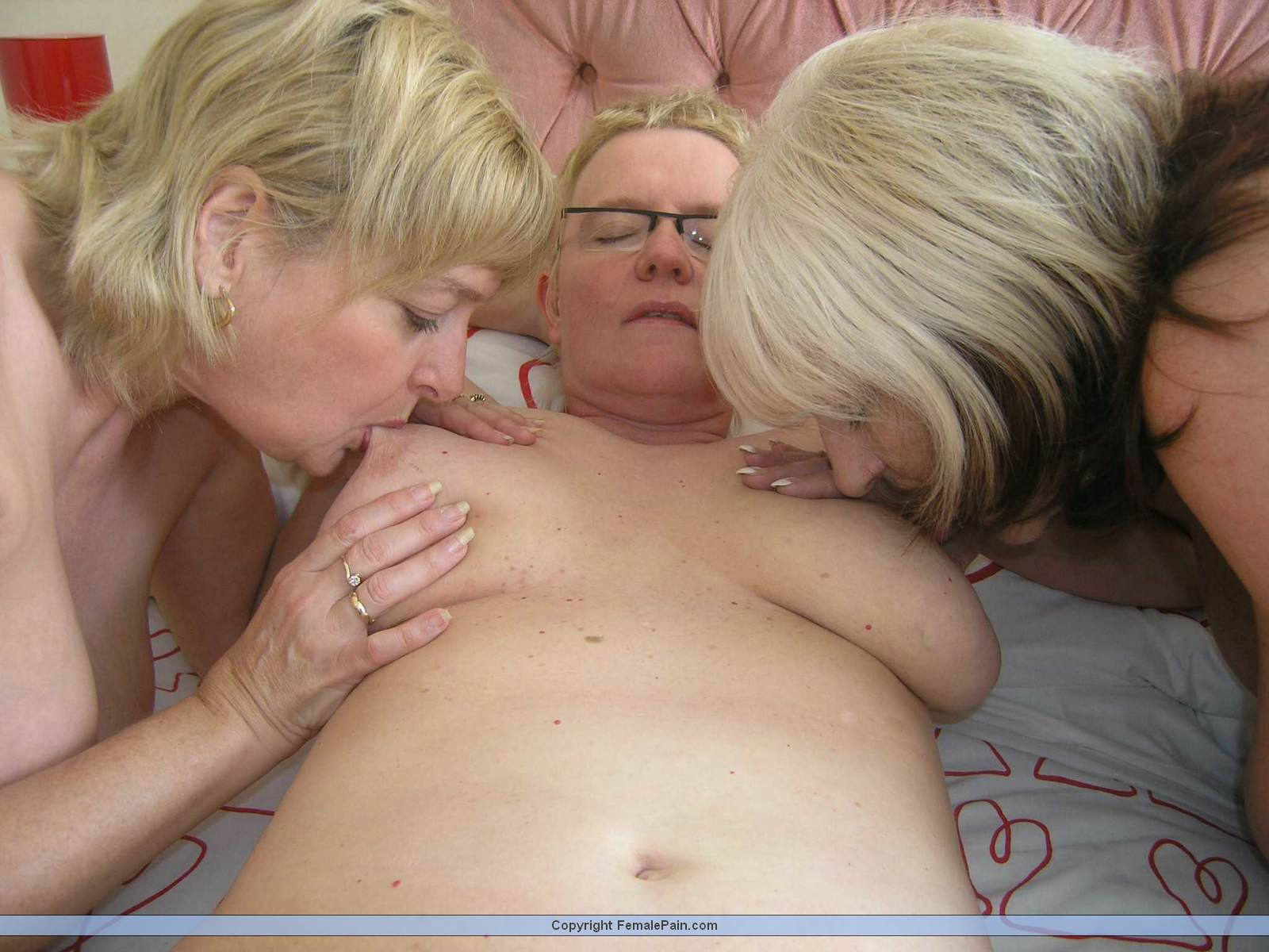Great What granny threesome pretty