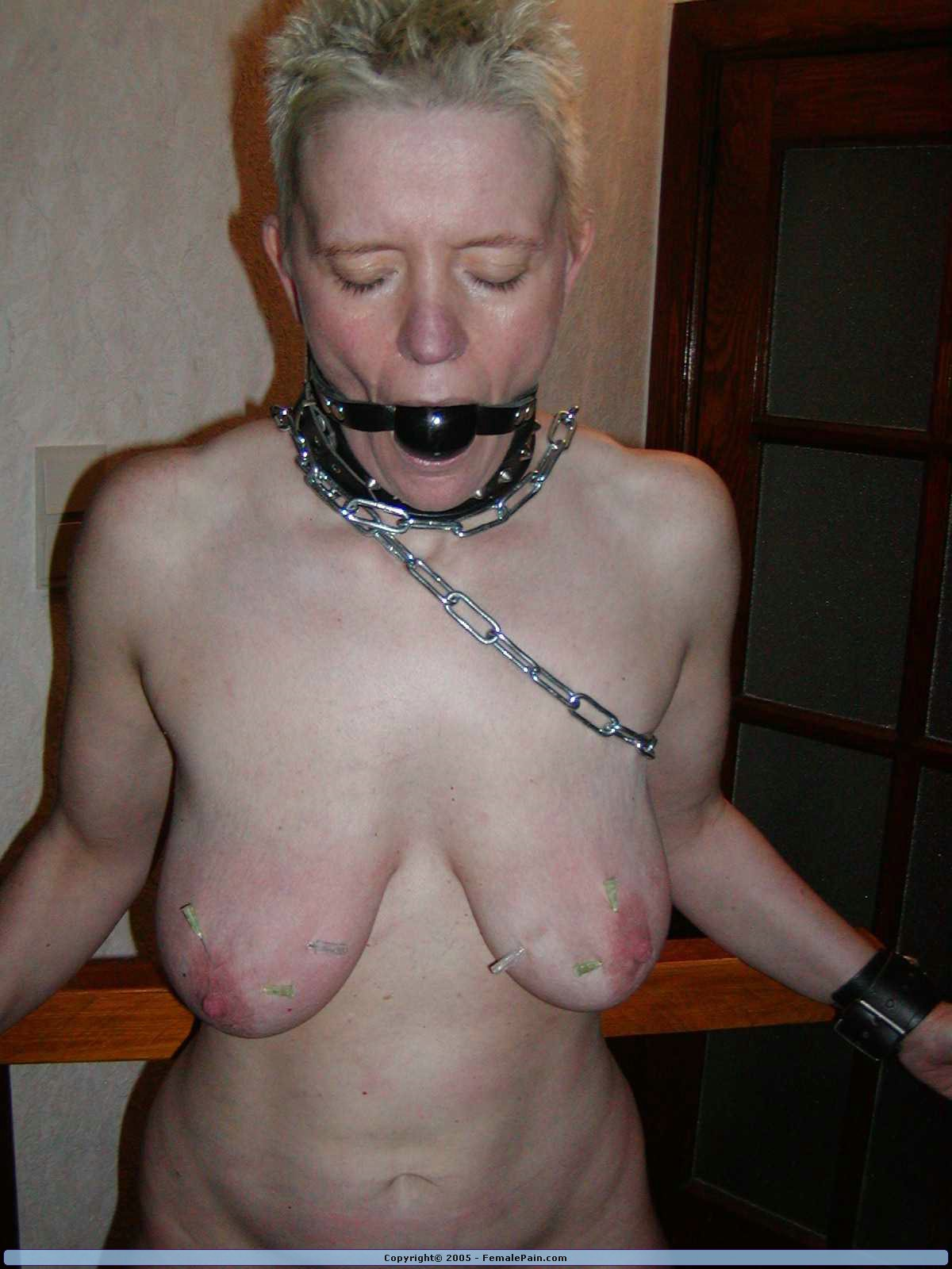 You were Granny bdsm pain amateur