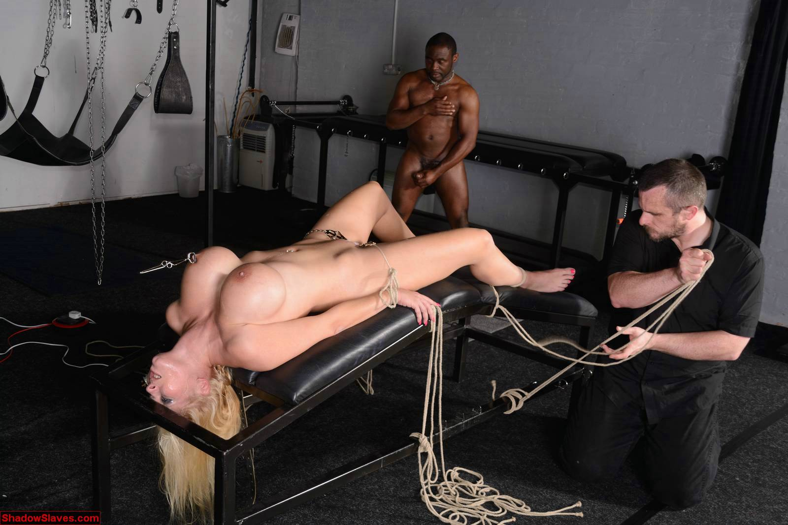 brunetky free video bdsm