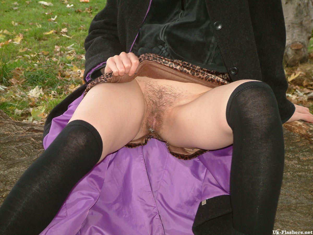 image Redhead flasher monicas public masturbation a