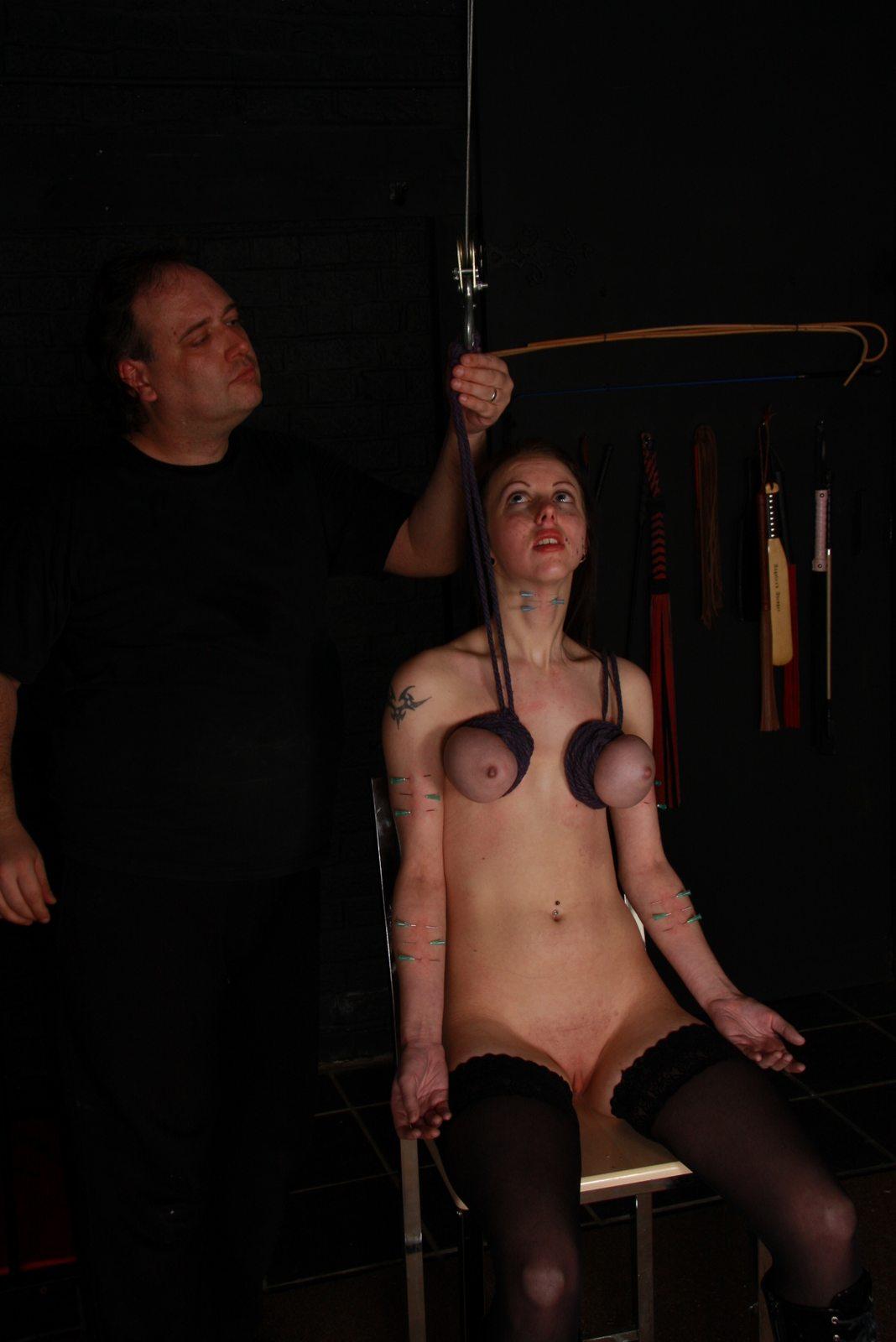 emily sharpe video breast torture