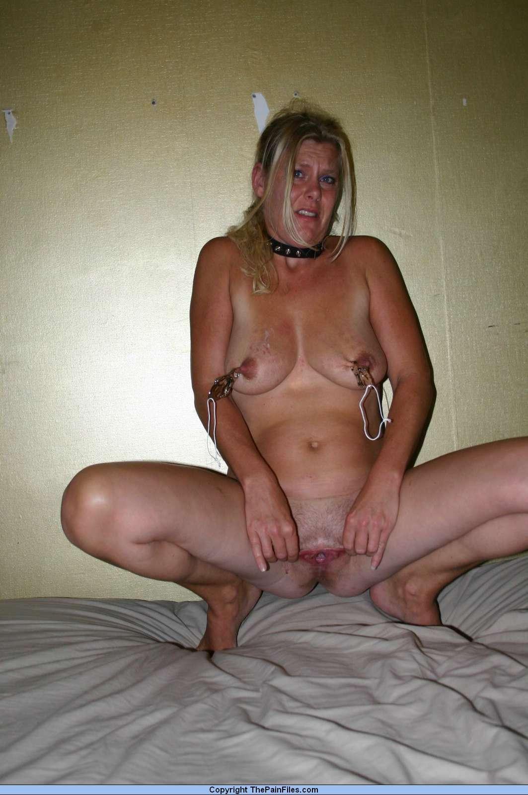 nipple pulling