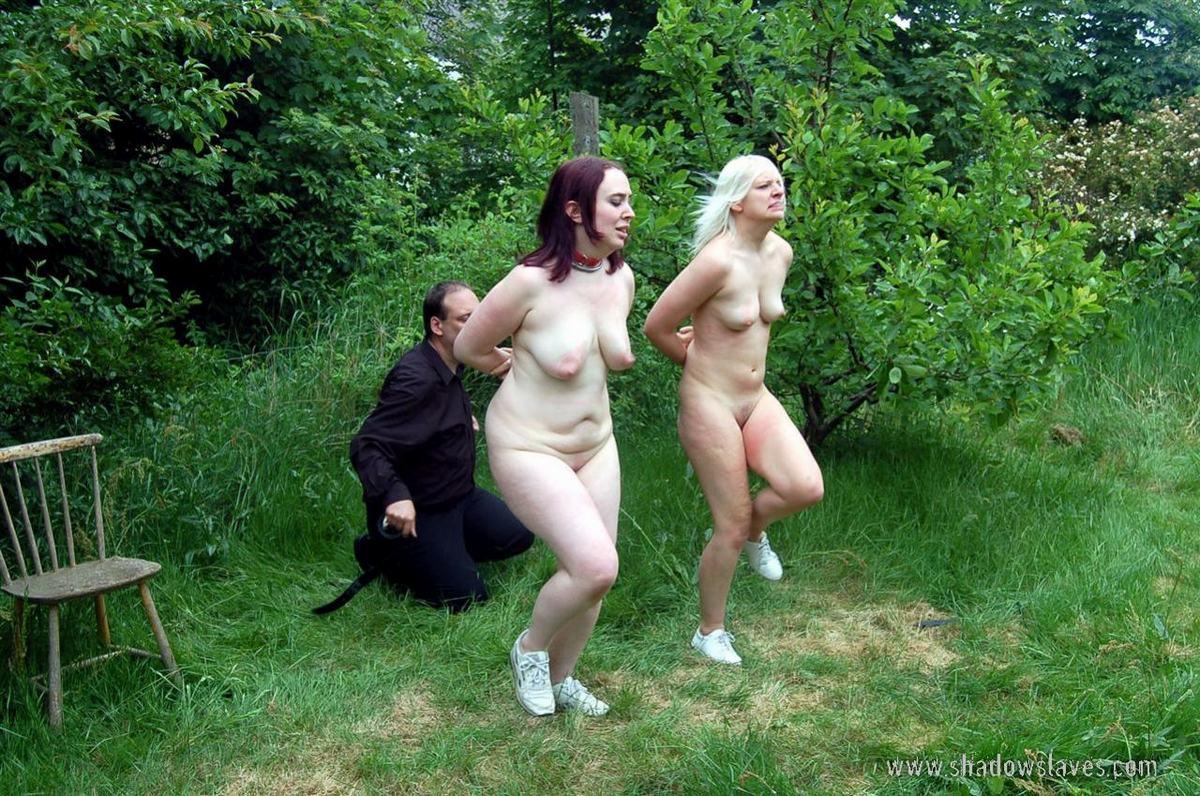 punish outdoors