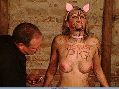 Extreme Humiliation of Emma Louise