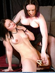 Slavegirl Pixie and Domina Nimue