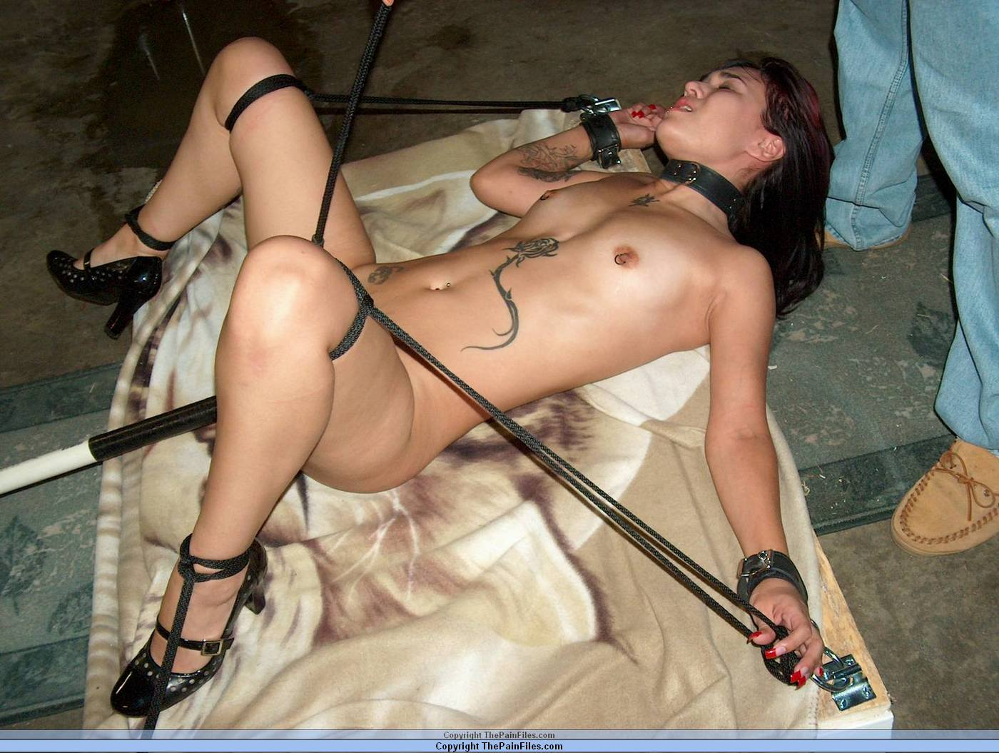 Bdsm punishment wife
