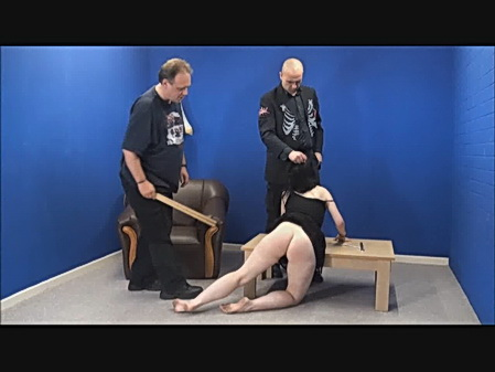 Filthy slaveslut whipping and dirty dungeon tortures 3