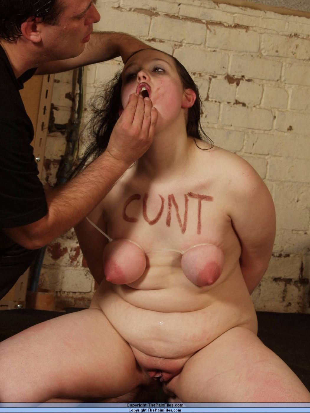 Share bdsm pain and humiliation can