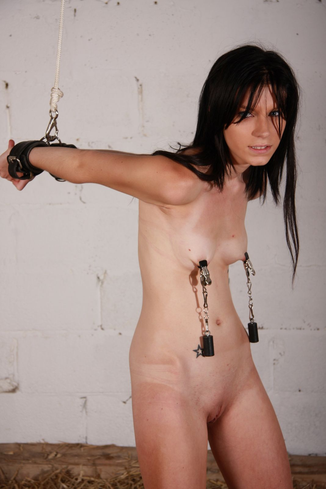 Would Babes fetish bondage nuda unexpectedness!