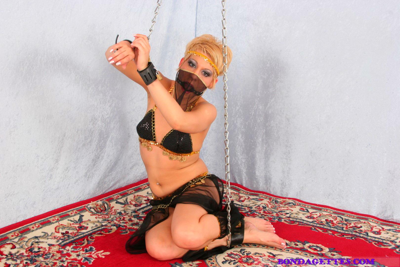 Harem Slave Bondage