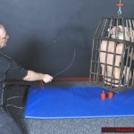 Hanging Cage Punishment