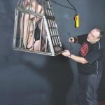 Hanging Cage Punishment