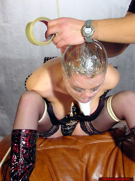 Asphyxia Breath Play Bondage