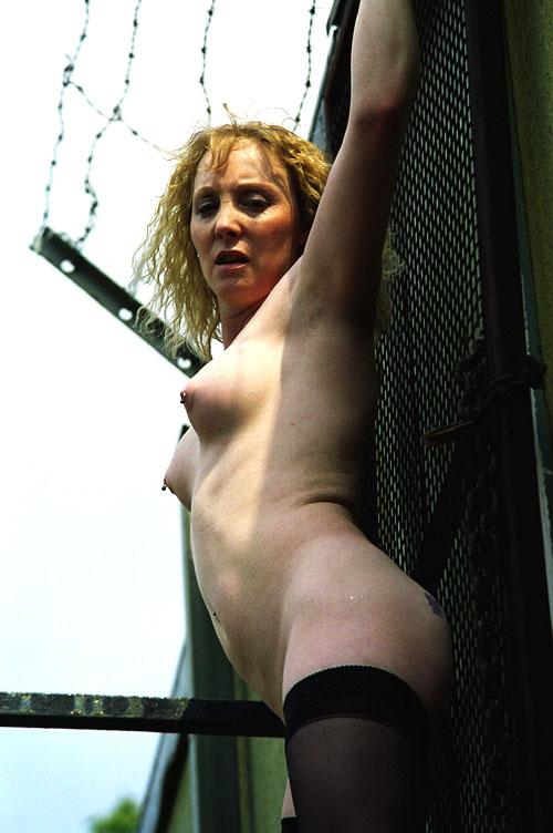 Lucys Public Bondage