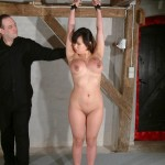 Tigerr Benson in BDSM and Big Tit Asian Bondage of japanese fetish model also known as Tigerr Juggs, Tiger Benson and Koko Li of Insex