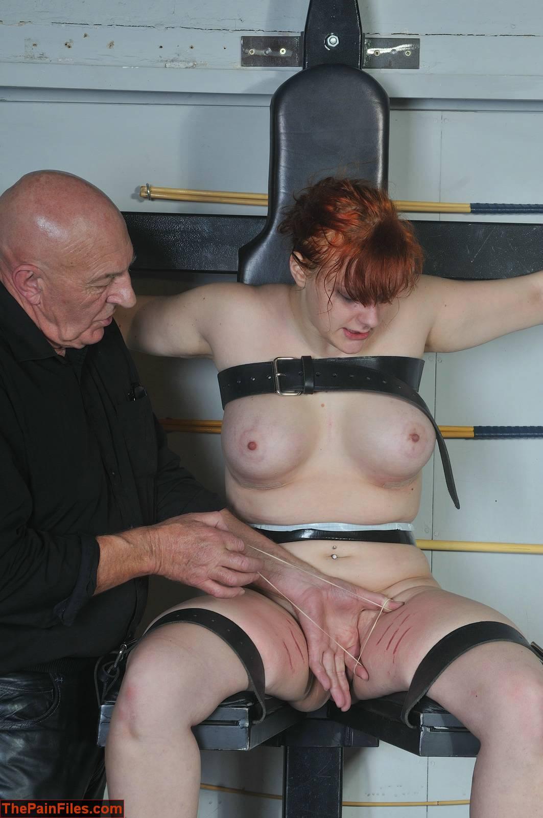 hardcore bondage mogen kåt