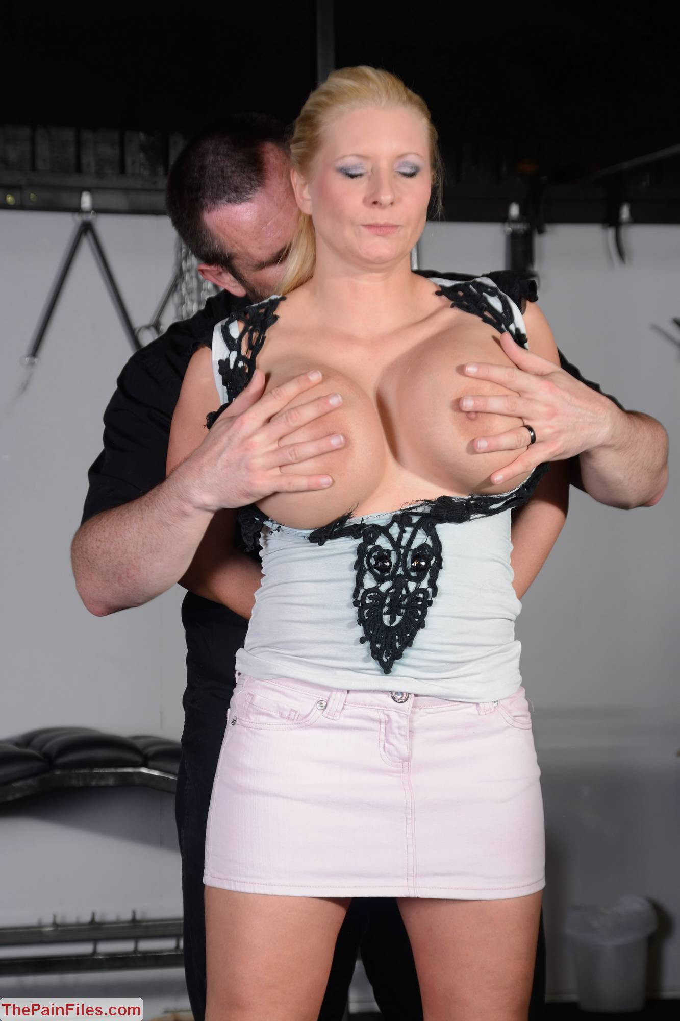Kinky gangbang session with busty trina michaels