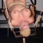 Kinky Melanie Moon in Interracial BDSM. German slavesex of busty Melanie Moons extreme fetisch