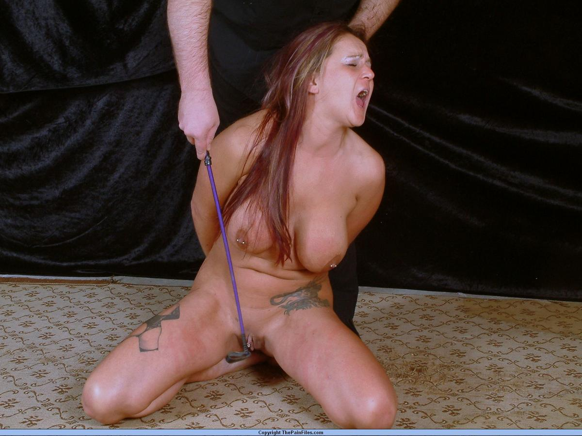 Big Ass Slave Girl Whipped On Her Rear Bdsm Bondage