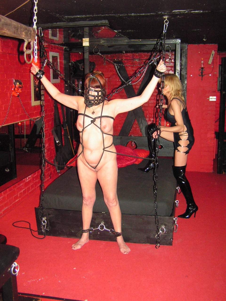 Bdsm Dungeon building a private bdsm dungeon – extreme rope